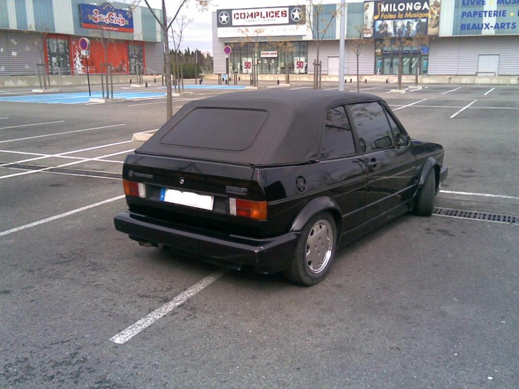 [Vanexx] - Golf 1 cabriolet - Full Black 29032009-011--cd1c4a