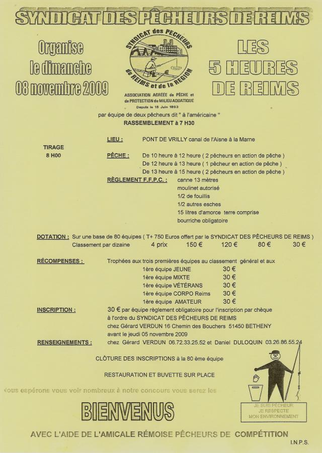 les 5 heures de REIMS le 8/11/09 Num-riser0017-149a369