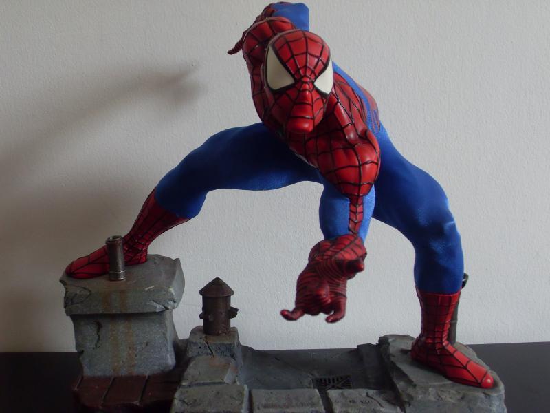 """Collection de Spider-Manu """" dernière arrivée HULK 1/4  """" Q-219681-df7cca"""