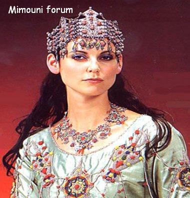 Naissance et mort du Royaume Amazigh - Page 2 Mimuni-femme-espagne-1315337