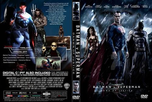 Batman v Superman: Dawn of Justice/Batman v Superman..(2016) 5l0lltsu5dis