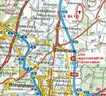 2009: Le 27/02 à 22h30 - Observation dans le Haut rhin - (68) Carte-bec17a