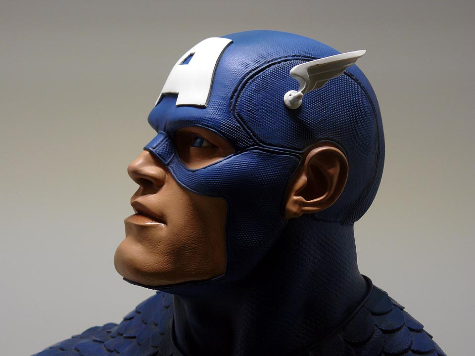 CAPTAIN AMERICA Legendary scale bust P1040995-15974f5