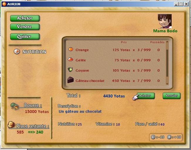 [Démo dispo] A-RPG, Kiro'o Tales: AURION - Page 2 Boutik-capture-1-b0a791