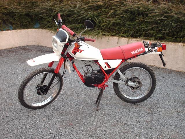 Réstauration d'un DT-MX 50 à vitesses auto de 1983 010-bab0eb