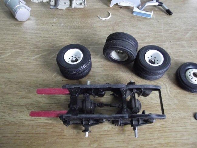 359r 4axle Tractor Tp466m38oza