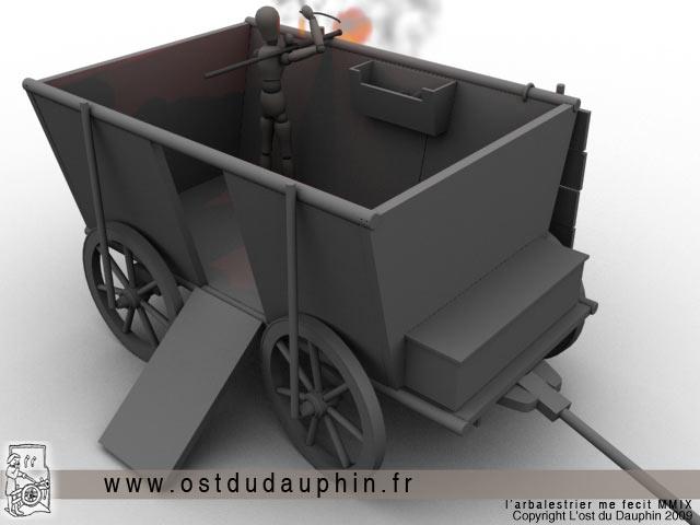 wagenburg Hussite en 3D Huss02-a8c74c