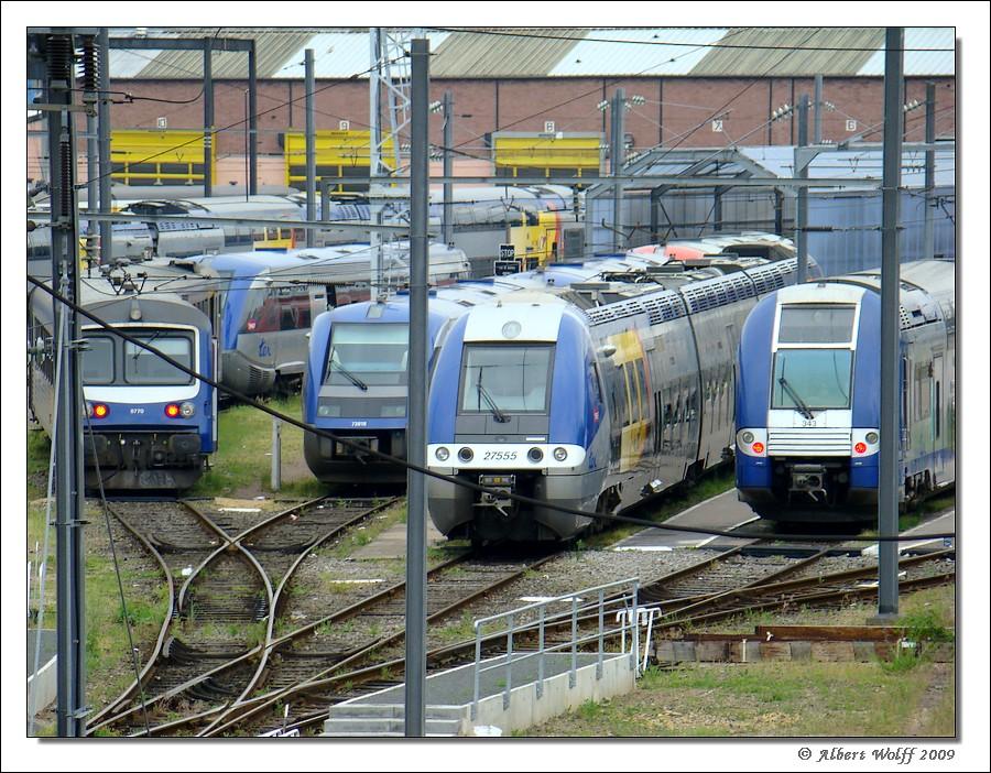 Metz-Sablon, vu de l'extérieur Mz20080524-038-116d6fd