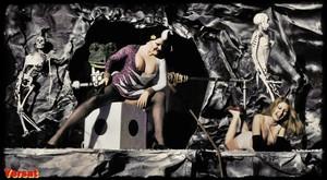 Gisele Lindley & Susan Tyrrell in Forbidden Zone (1980) 2baffdmgrd2u