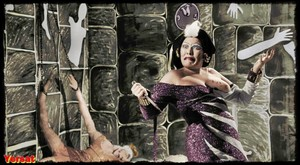 Gisele Lindley & Susan Tyrrell in Forbidden Zone (1980) Z86aykrgh5u1