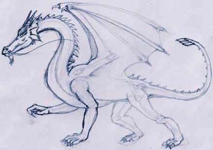des tits trucs pour commencer à dessiner des dragons. Dessinateurs de dragons donnez tous vos trucs ici. Drake-habillage-suite-c502a6