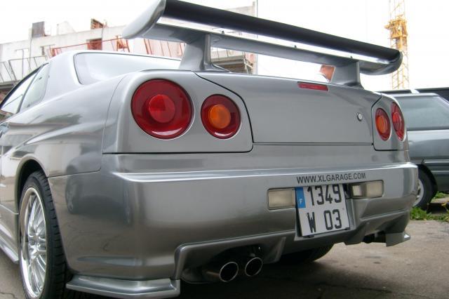 Nissan Skyline Homologuée France S7300628-52778c