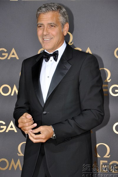 George Clooney expected in Shanghai on 16 May 2014 for Omega celebration - Page 4 9SDKEOGS00AJ0003
