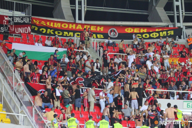 Lokomotiv Sofia 4309