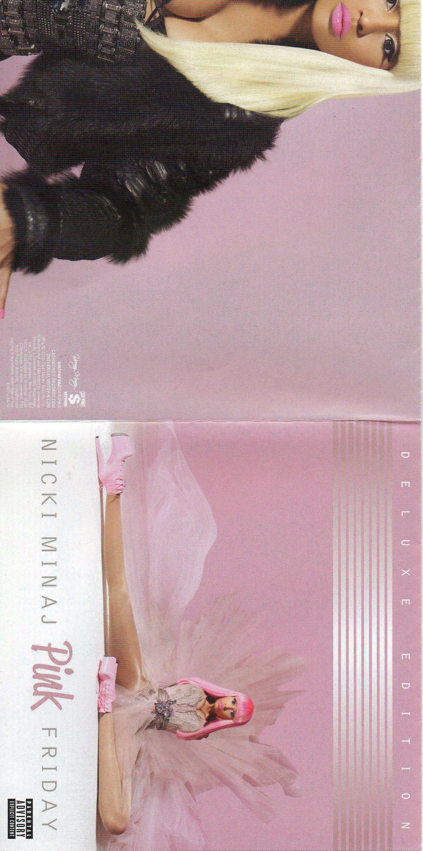 Tu colección de Nicki Minaj 94355241ea917500f9d167695df403f60b23718