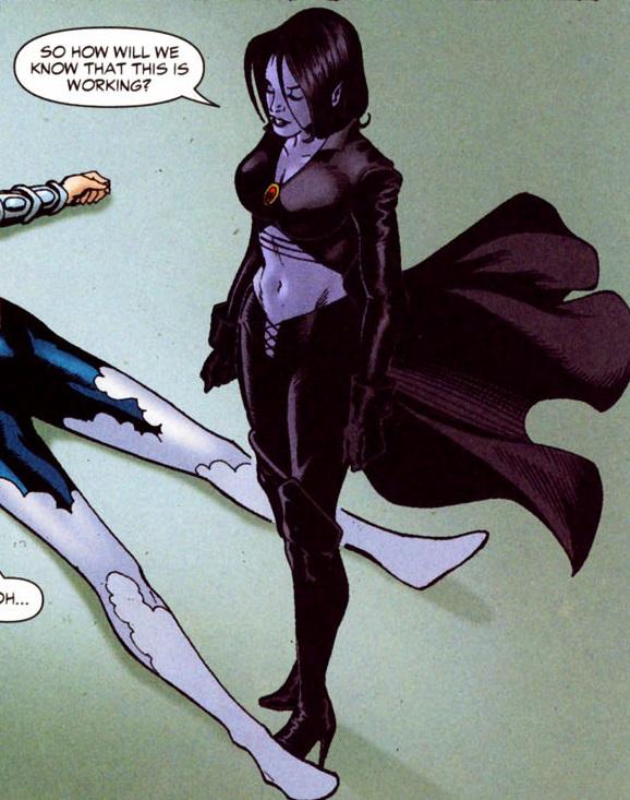 Tournoi des Personnages Préférés DC Comics (on vote pour nos persos préférés, on ne se base pas sur la force) - Page 4 Shadow_Lass_%28Tasmia_Mallor%29