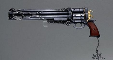 Name a gun from a game that would be cool to see in FNV Pa.95057.1