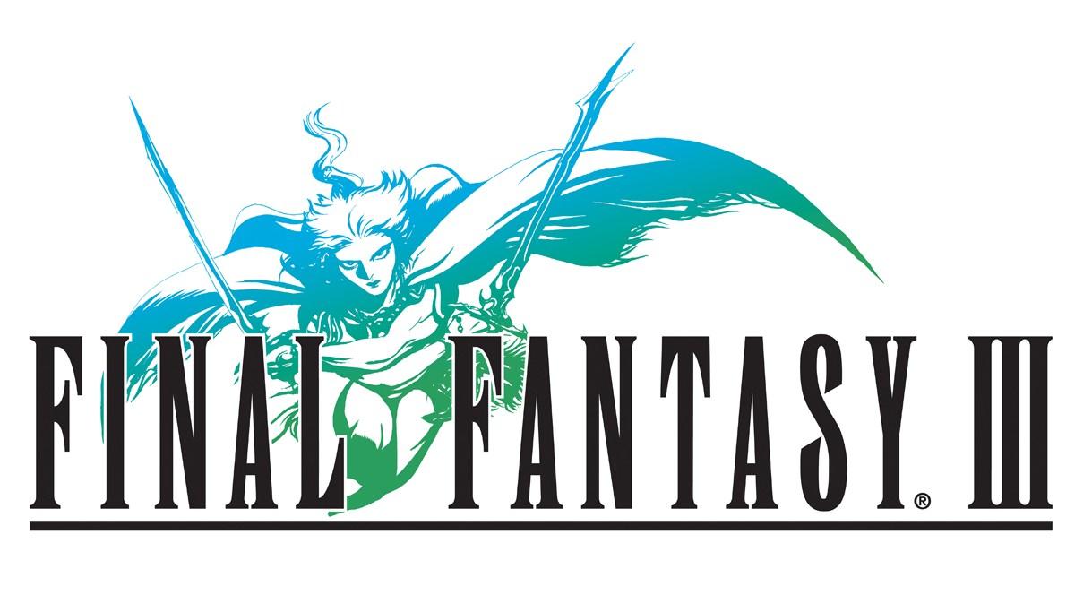 (MEGAPOST)Final fantasy los seis primeros en español+emuladores Logo_Final_Fantasy_III_DS