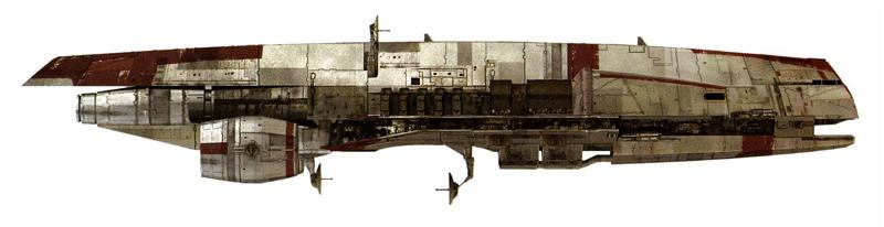 [Epic] Imperiale Großschiffe - Seite 2 Gozanti_Cruiser