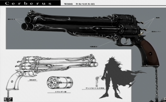 Name a gun from a game that would be cool to see in FNV Cerberus_Gun_Artwork