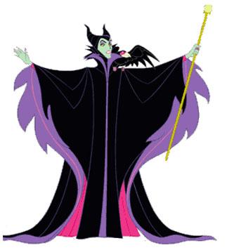 Disney Vilões Malevola1