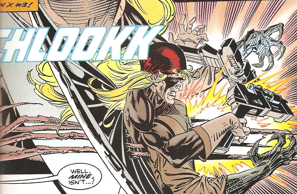X-írtók, emberi ellenállás Carol_Danvers_(Earth-295)_death