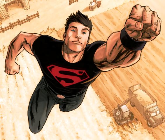 Tournoi des Personnages Préférés DC Comics (on vote pour nos persos préférés, on ne se base pas sur la force) - Page 5 566px-Kon_el_by_francis_manapul