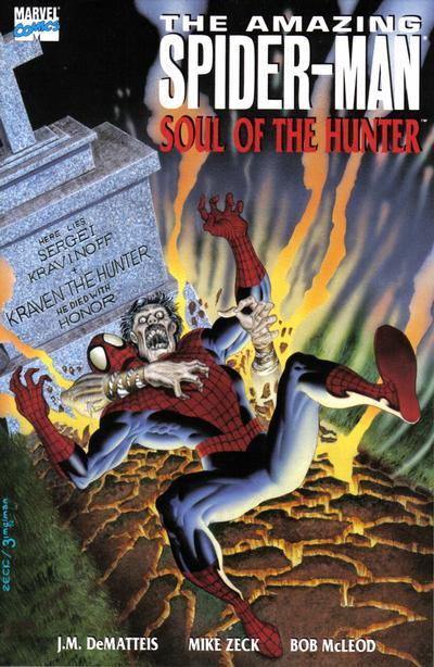 [Literatura y Comics] ¿Qué leí hoy? - Página 23 Amazing_Spider-Man_Soul_of_the_Hunter_Vol_1_1