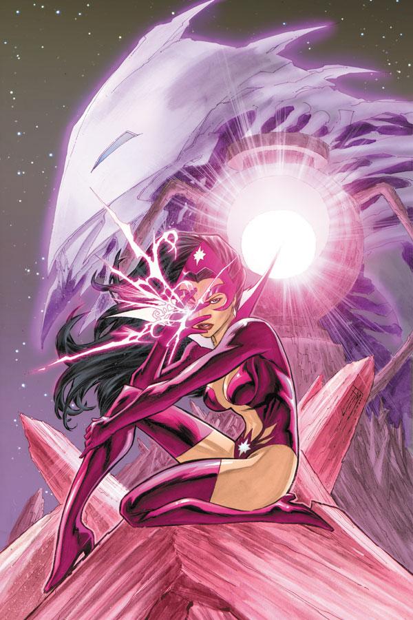 Tournoi des Personnages Préférés DC Comics (on vote pour nos persos préférés, on ne se base pas sur la force) - Page 4 Star_Sapphire_008