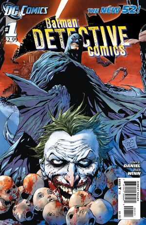 51 - [DC Comics] Batman: discusión general 300px-Detective_Comics_Vol_2_1