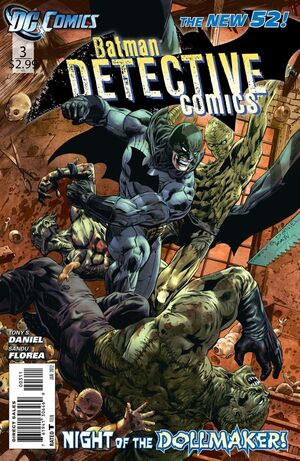 51 - [DC Comics] Batman: discusión general 300px-Detective_Comics_Vol_2_3