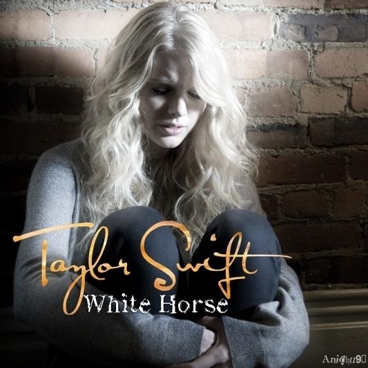 Juego » El Gran Ranking de Taylor Swift [TOP 3 pág 6] - Página 4 Taylor-Swift-White-Horse-My-FanMade-Single-Cover-anichu90-19820164-533-533