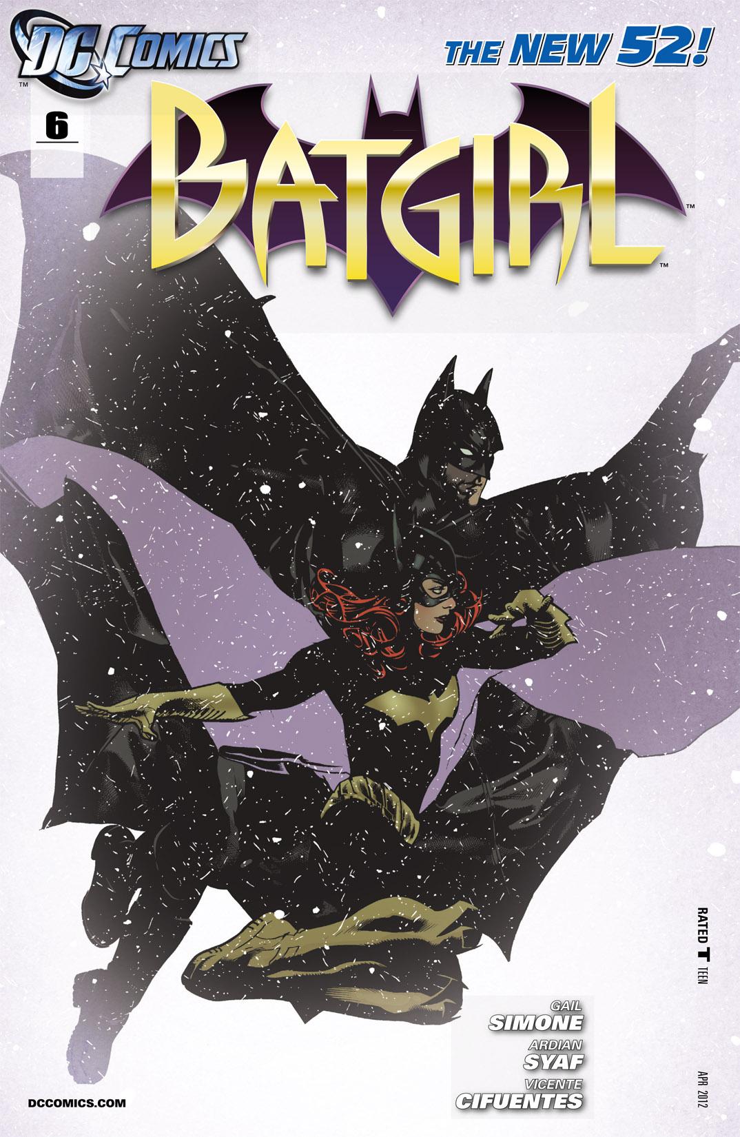 DC New 52 : BATGIRL Batgirl_Vol_4_6