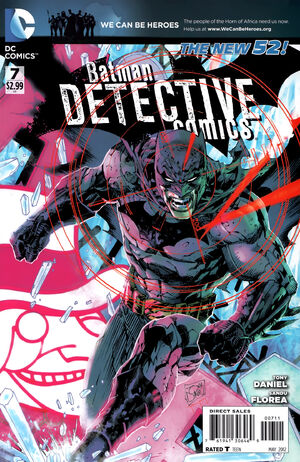 51 - [DC Comics] Batman: discusión general 300px-Detective_Comics_Vol_2_7