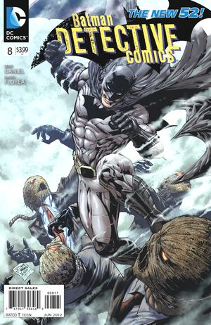 29 - [DC Comics] Batman: discusión general 300px-Detective_Comics_Vol_2_8