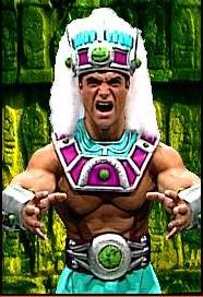 [Pop Culture Shock] Mortal Kombat X: Kotal Kahn 1:4 scale Ahau_Kin