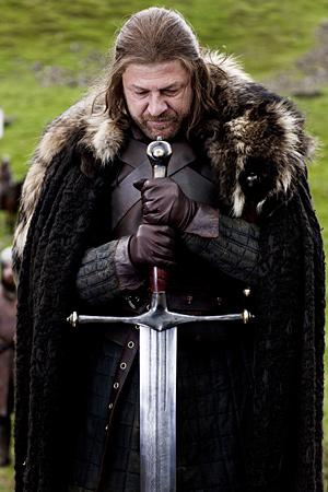 Livre du Monde [Culture et civilisation] Eddard_1x01