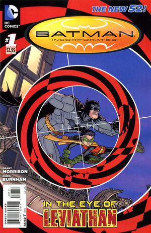 51 - [DC Comics] Batman: discusión general 300px-Batman_Incorporated_Vol_2_1