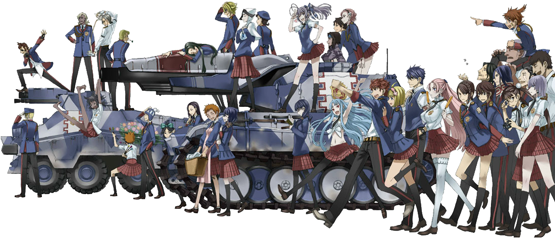 Gallia - To Arms! Class_G