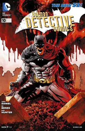 51 - [DC Comics] Batman: discusión general 300px-Detective_Comics_Vol_2_10