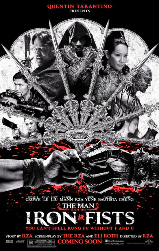 Grandes Fracasos del Cine The-man-with-the-iron-fists-directed-by-rza-official-trailer-official-poster