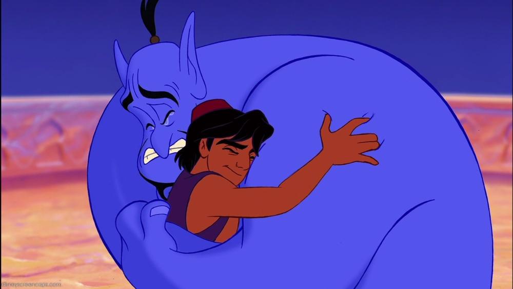 Muere el actor y comediante Robin Williams Aladdin-9894