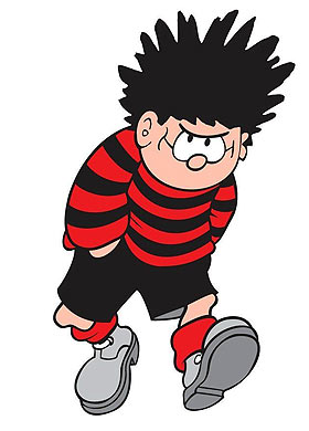Who is Better (Character Comparison Thread) Dennis_the_Menace