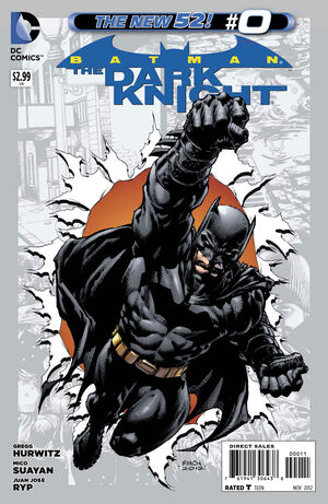 51 - [DC Comics] Batman: discusión general 300px-Batman_The_Dark_Knight_Vol_2_0
