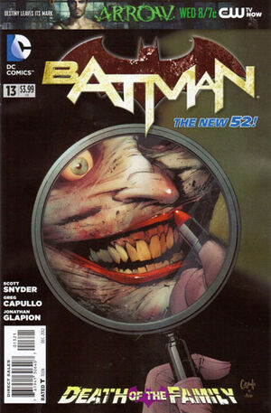 Tag 38-40 en Psicomics 300px-Batman_Vol_2_13