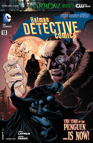 29 - [DC Comics] Batman: discusión general 300px-Detective_Comics_Vol_2_13