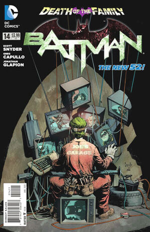 51 - [DC Comics] Batman: discusión general 300px-Batman_Vol_2_14