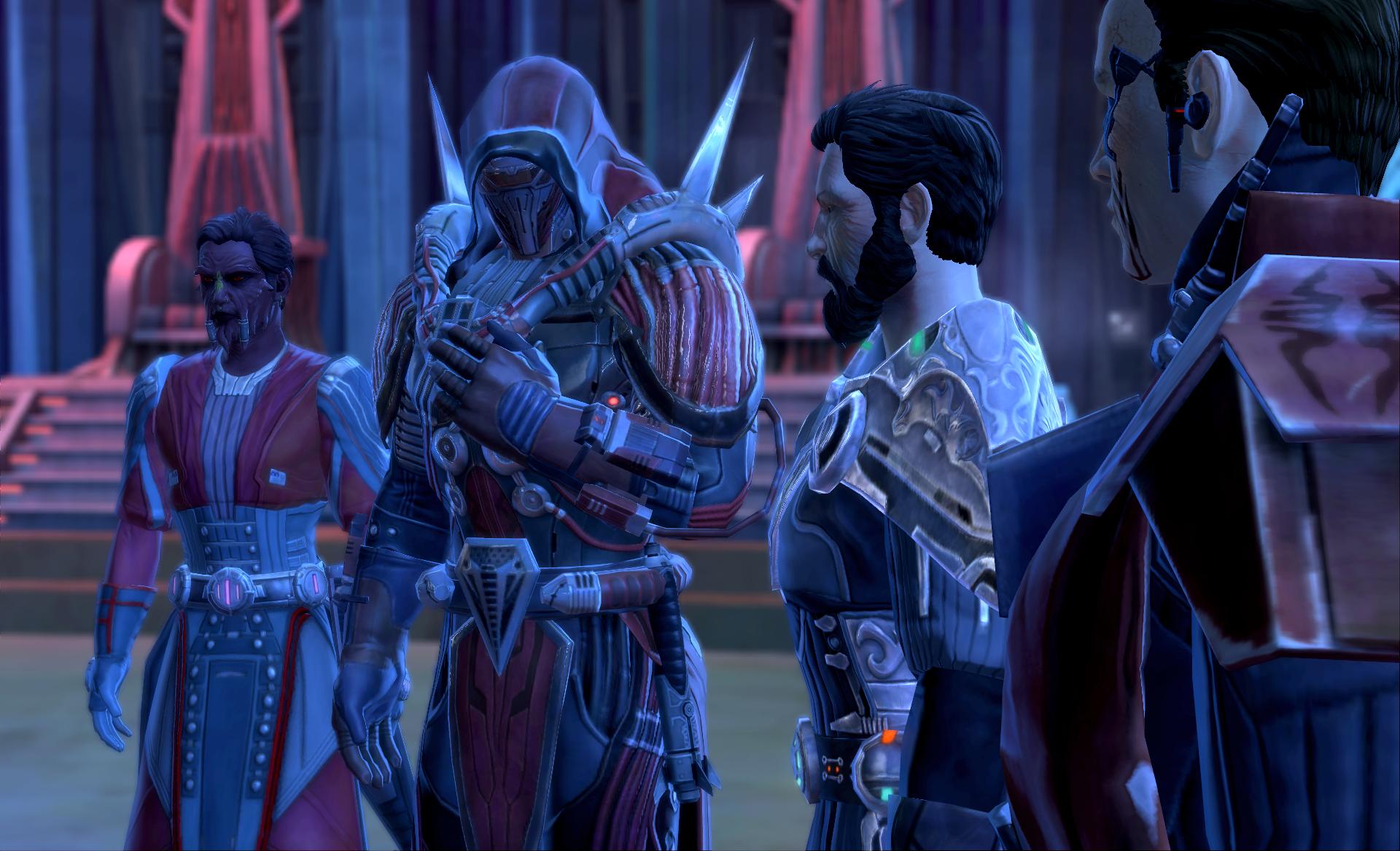 Dark Angels Jedi Order - Portal SithCocktailParty-TOR