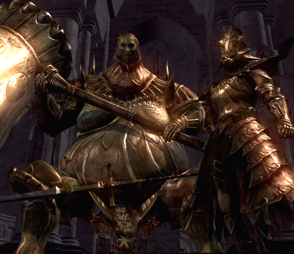 Best/Worst Bosses in Videogaming Ornstein_smough