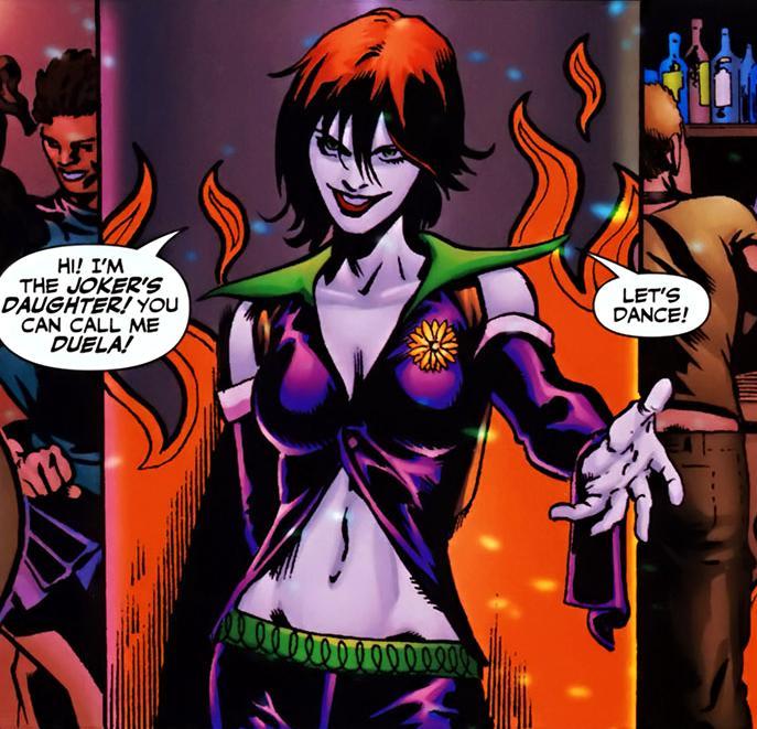 Tournoi des Personnages Préférés DC Comics (on vote pour nos persos préférés, on ne se base pas sur la force) - Page 6 Duela_Dent